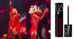 蔡依林演唱會激吻小S不花妝!不掉色唇膏原來是這一支!