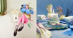 Jo Malone香水跨足家居市場!攜手英國當紅創意大師Shona Heath ,限量發售陶瓷藝術品比香氛蠟燭、擴香更搶手