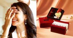 2021七夕禮物推薦Majorica!聯手米其林餐廳推出珠寶盒,共享專屬彼此浪漫夜