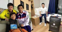 2020東京奧運莊智淵孤獨上場把教練席留給媽媽!33年魔鬼訓練,把一生奉獻給最愛的桌球