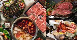 【食間到】五倍券美食優惠總整理!8家餐廰這樣吃省很大,「問鼎」海陸雙人套餐5折就能吃到!