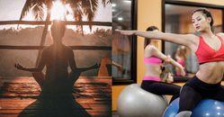 「皮拉提斯」跟瑜珈的差別是?5個重點告訴初學者,瑜珈強調心靈合一 ,產前、產後婦女做Pilates很有幫助