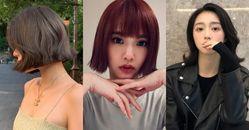 2021短髮造型關鍵字是「外翹」!5款髮型推薦,楊丞琳減齡、小臉就靠它