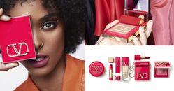 Hermès彩妝遇強敵!紅毯第一品牌Valentino攜手法國萊雅 ,50色唇膏8月底全球上架
