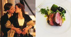 《鐵達尼號》最後一餐吃什麼?乘客菜單曝光,頭等艙大啖肥肝菲力牛,三等艙只能啃口糧吃粗飽