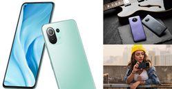 小米11Lite台灣正式上市!3C編輯推薦4款最好用小米手機!這一款相機1億像素簡直像拍電影