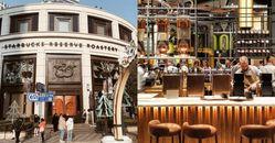 在金庫裡喝星巴克什麼感覺?5間國外絕美的「星巴克」門市,身為鐵粉你一定要先知道!
