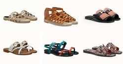 2021夏季Hermès涼鞋推薦Top8!經典款流蘇、鉚釘、豬鼻子…時尚迷一輩子一定要入手一雙!
