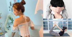 心機美背術!簡單5動作瘦出「仙女背」,駝背圓肩問題一併改善!