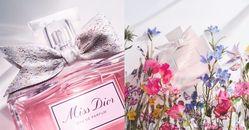 Miss Dior香氛全新系列浪漫登場!首席調香師獨家曝光心動密碼,9/1全台上市