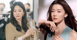 全智賢、孫藝珍只排第5名!南韓業界投票「最想合作女演員」Top5,宋慧喬也被她打敗