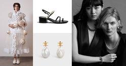 2021年春夏流行關鍵字是「珍珠光」,Chanel、Celine ...6大品牌強推珍珠設計,H&M年度聯名上架就秒殺