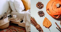 室內設計「秋季感」如何營造?4大重點掌握:大地色、格紋織品萬年不敗,換上毛茸茸地毯和織品「暖色調」最加分