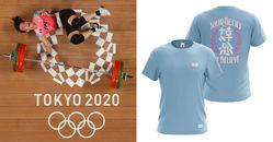 2020東京奧運郭婞淳摘下首金!MIT聯名「婞念T」引發搶購潮,女神帥氣穿搭就靠它