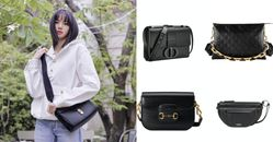 黑色肩背包推薦Top 20!Gucci、LV、Dior到BV,BLACKPINK Lisa最愛Celine「16」
