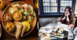精選全台4家新潮蔬食餐廳!中部「大蔬廚房」、南部「赤崁璽樓」,創意料理將顛覆你對素食的印象!