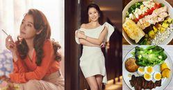 《華燈初上》林心如瘦身飲食全靠「早餐」!40+歲減肥菜單曝光,不忌口「這樣吃」依舊纖細