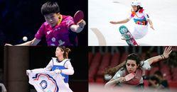 2020東奧羅嘉翎奪銅牌!盤點7位20歲以下運動國手,日本西矢椛13歲摘金成奧運史上最年輕得主之一