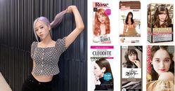 染髮劑DIY品牌推薦Top 8!BLACKPINK後台指定「Hello Bubble」,韓劇女神韓素希同款髮色靠這罐