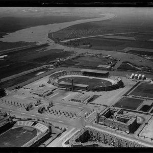Honderden historische luchtfoto's van vooroorlogs Nederland beschikbaar via Wikimedia Commons
