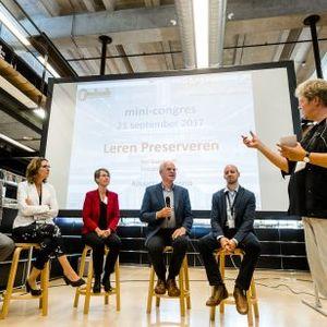 Verslag mini-congres Leren Preserveren online