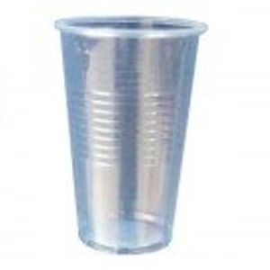 100 trinkbecher pp 03 l transparent bierbecher einwegbecher