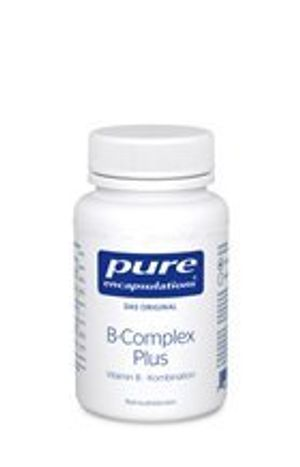 pure encapsulations b complex plus 60 kapseln