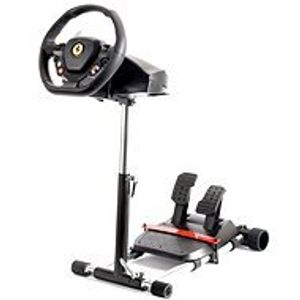Buy master thrust f458 f430 rgt logitech driving force gt pro ex fx v2 wheel stand pro black japan import the package and the manual are written in japanese