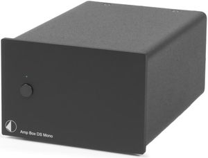 photos of Pro Ject Amp Box DS Mono, Schwarz Best Buy Kaufen   model CE