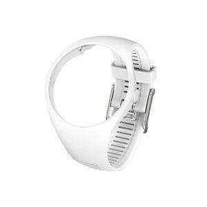 Inicio Polar M200 - Correa unisex, color blanco, talla M/L guía del comprador