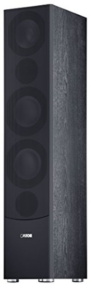 photos of Canton 02872 GLE 490.2 Standlautsprecher Schwarz Bestes Angebot Kaufen   model Speakers