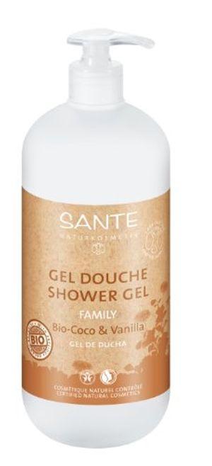 Buy Sante - Gel de ducha Bio de coco y vainilla Sante, 950 ml Hot oferta