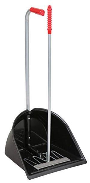 Recogedor de estiércol negro 90 cm, completo ofertas Especiales