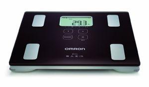 Comprar OMRON BF214 - Báscula de composición corporal, color negro ofertas especiales