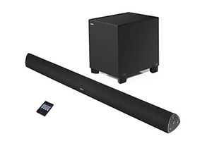 deals for - edifier b7 cinesound tv soundbar mit bluetooth und kabellosem subwoofer 145w inkl wandhalterung schwarz