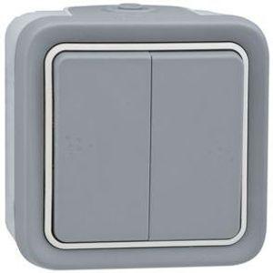legrand 69714 serienschalter plexo55 apwd ip55 schlagfest