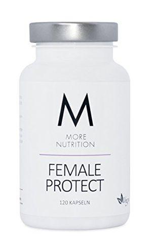 deals for - more nutrition female protect nahrungsergänzung für frauen 1 x 120 kapseln