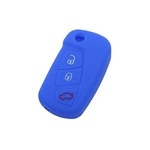 fassport cv9700 silikon schutzhülle mit 3 tasten klapp funkschlüssel personalisierbar