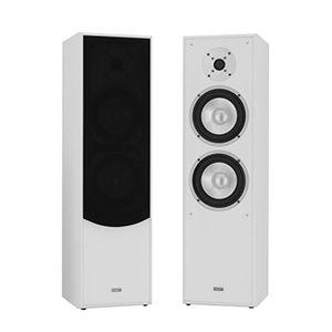 Review for 1 paar standlautsprecher mohr sl10 weiss lautsprecherboxen lautsprecherbox lautsprecher