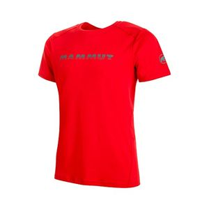 deals for - mammut herren t shirt splide logo