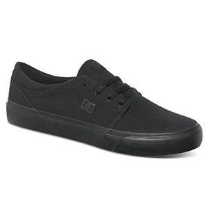 Angebote für -dc shoes herren trase tx low top sneaker schwarz blackblackblack 3bk 39 eu