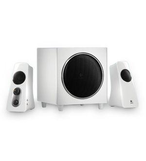 photos of Logitech Z523 2.1 Lautsprechersystem 40 W RMS Weiß Sonderangebote Kaufen   model Computer & Zubehör