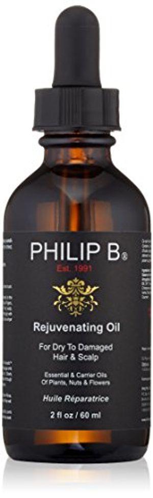 ofertas para - philip b rejuvenating oil for dry to damaged hair scalp 60 ml