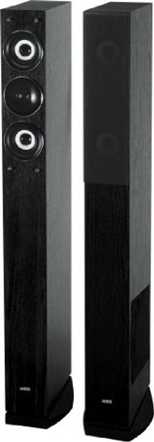 aeg lb 4710 3 wege bassreflex lautsprecherboxen 500 watt pmpo verstärker lautsprecherkabel paar schwarz