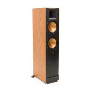 photos of Klipsch RF 82 II Standlautsprecher (150 Watt) Cherry Pro Cons Kaufen   model Speakers