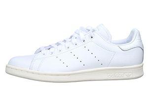 deals for - adidas originals herren stan smith turnschuhe weiß ftwblaftwblaftwbla 40 eu