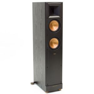 photos of Klipsch RF 62 II Standlautsprecher (125 Watt) Schwarz Guide Kaufen   model Speakers