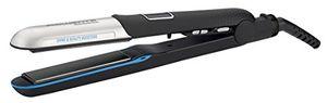 Review for Rowenta Liss & Curl Ultimate Shine SF6220E0 - Plancha de pelo con doble salida Iónica, placas de aluminio con recubrimiento de nanocerámica Ultrashine, función 2 en 1 alisado y rizos comparación