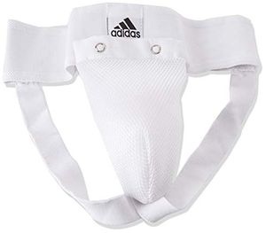 deals for - adidas tiefschutz cup supporters white l adibp06 l