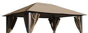 photos of Ersatzdach Zu Pavillon Paris 3x4m Taupe Vergleich Kaufen   model Furniture